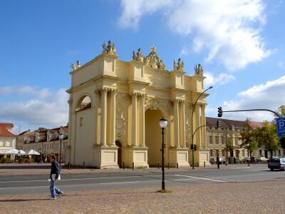 Klassenfahrt nach Potsdam