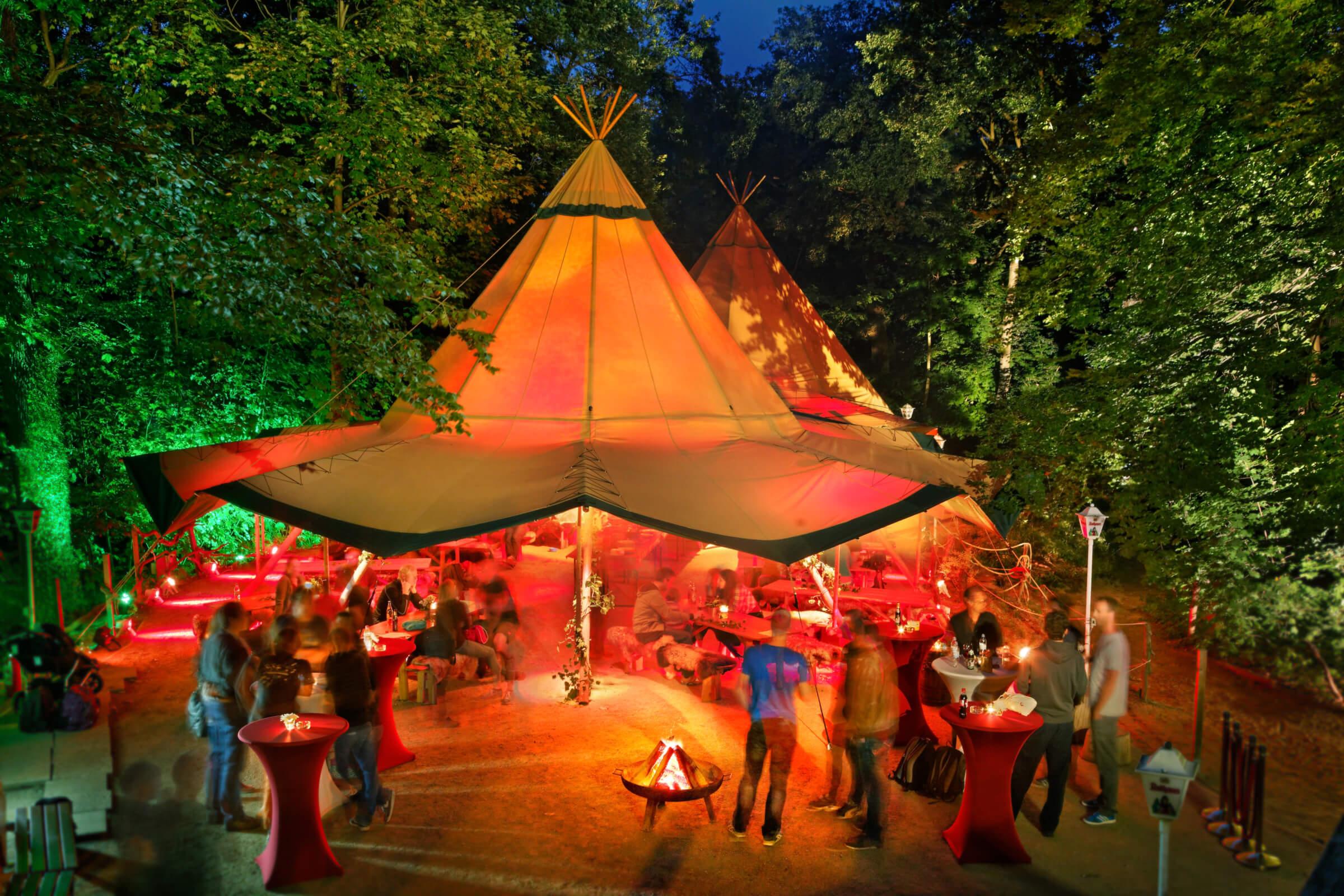 Hochzeit im AbenteuerPark Potsdam